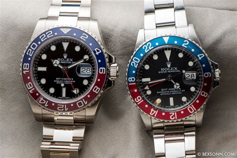 Introducing the New Rolex GMT-Master II Pepsi Ref ...