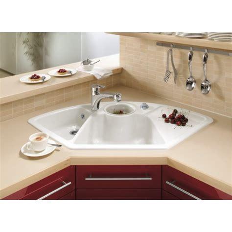 corner kitchen sinks for sale villeroy boch solo corner 1075mm x 600mm 2 5 bowl classicline ceramic inset kitchen sink 6708