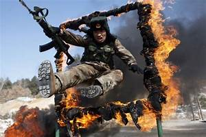 See, It, China, U2019s, Soldiers, Leap, Through, Ring, Of, Fire