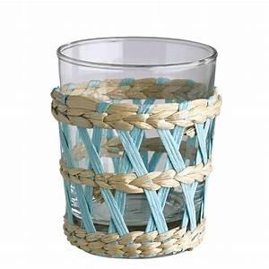 Set De Table Osier : verre eau reed set de 6 verre osier osier color transparent pols potten ~ Teatrodelosmanantiales.com Idées de Décoration