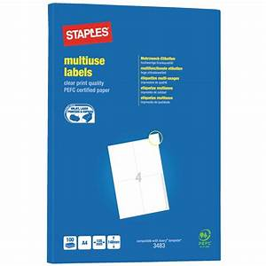staples label templates free popular samples templates With staples white mailing labels template