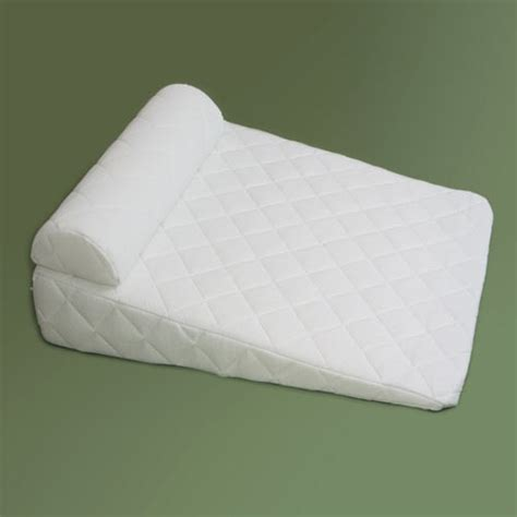 Bed Wedge For Acid Reflux by Half Cylinder For Acid Reflux Wedge Acid Reflux Wedge Pillow