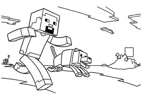 minecraft ausmalbilder enderdrache ausmalbildercom