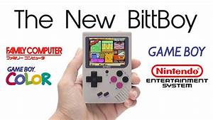 Cloner Carte Sd : the new bittboy review gameboy clone with sd card support youtube ~ Medecine-chirurgie-esthetiques.com Avis de Voitures