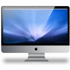 iMac Icon - Mac Icons - SoftIcons.com