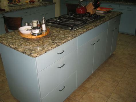 island kitchen cabinets and robi s 1949 ranch house with 1964 st charles 1949
