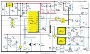 Control Panel For Submersible Monoblock Pumpset