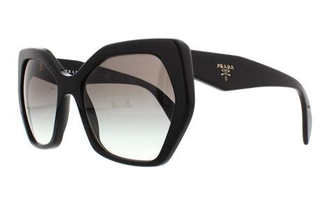 prada sunglasses prrs aba black mm  ebay