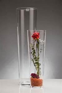 Große Deko Vasen : dekorationen aus holz dekorationen hohe glasvase dekorieren ideen ~ Markanthonyermac.com Haus und Dekorationen