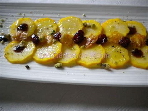 cuisiner les courgettes jaunes recettes courgettes jaunes