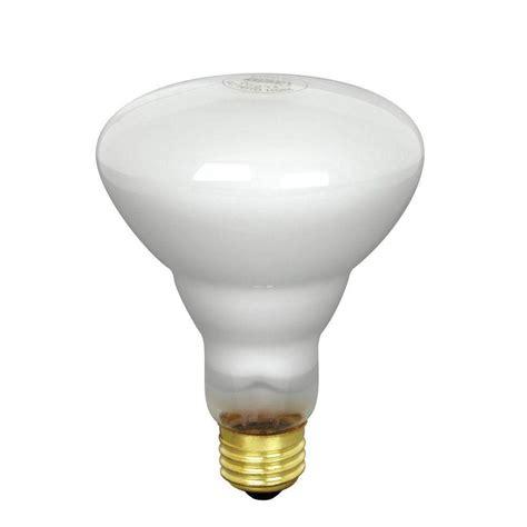 feit light bulbs feit electric 65 watt incandescent br40 flood light bulb