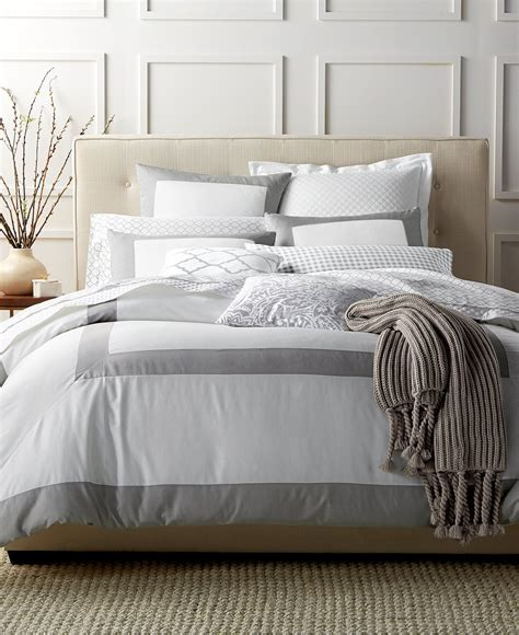 colorblock bedding collection created for macy s a