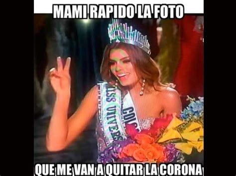 Colombia Meme - miss universo 2015 ariadna guti 233 rrez y los memes por la corona fotos espect 225 culos