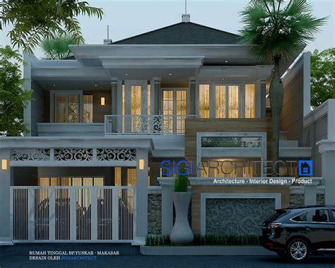 rumah klasik modern  lantai desain rumah  lantai