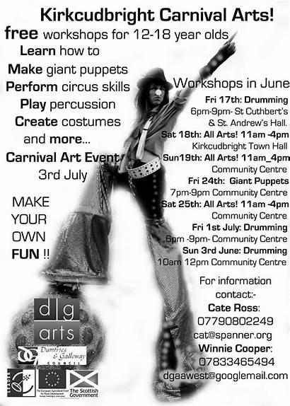 Carnival Arts Commonty