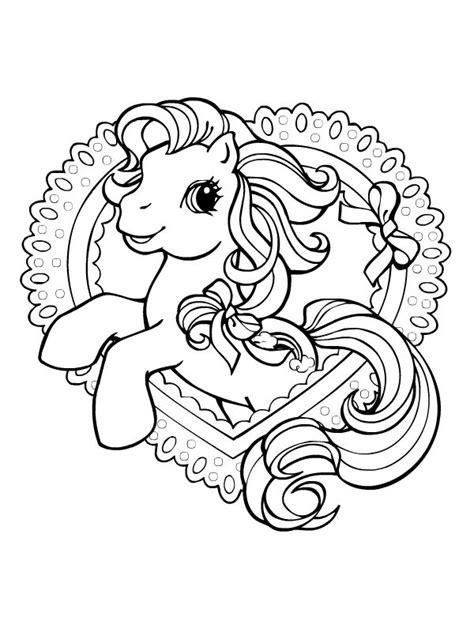 Kleurplaat Recept by Pin Irene De Vet Op Kleurplaat My Pony