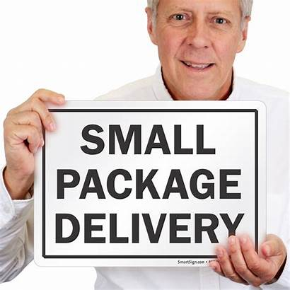 Package Delivery Sign 1728 S2 Mysecuritysign Signs
