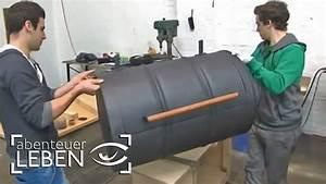 Grill Selber Bauen Fass : einfach und g nstig selber bauen der fass grill smoker 2 2 abenteuer leben youtube ~ Orissabook.com Haus und Dekorationen