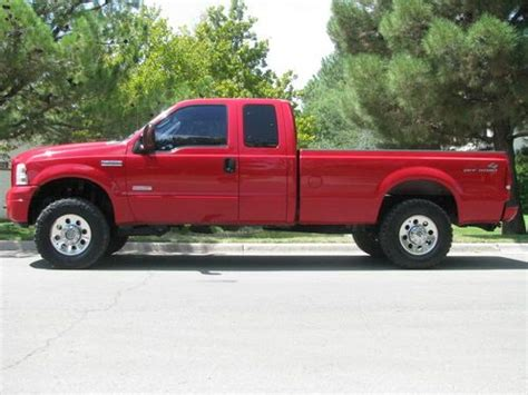 Find used 2005 Ford F 250 Super Duty FX4 Extended Cab