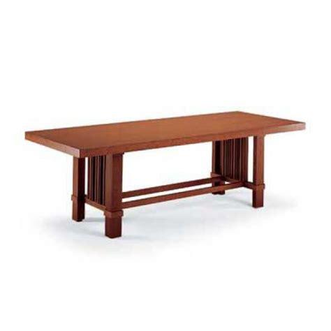 Frank Lloyd Wright Dining Table   Bauhaus Italy