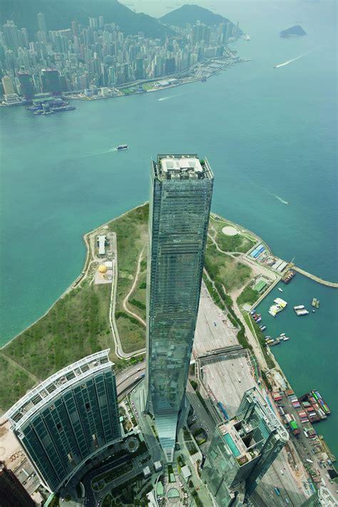 worlds highest hotel opens  hong kong  luxury