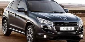 Peugeot 4008 7 Places : peugeot 4008 un 4x4 fran ais made in japan ~ Medecine-chirurgie-esthetiques.com Avis de Voitures