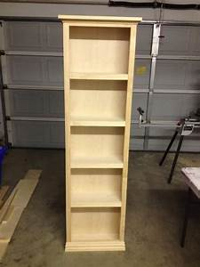 Kreg Jig Bookshelf Plans - WoodWorking Projects & Plans