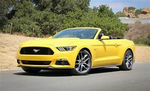 Ford Mustang GT Convertible S550 specs, 0-60, quarter mile - FastestLaps.com