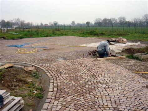 Pavimentazione Cortile by Pavimentazione Cortile Bologna Modena Realizzazione