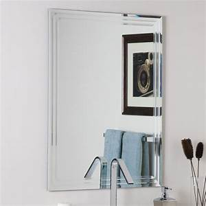 Shop Decor Wonderland 23 6-in Rectangular Bathroom Mirror