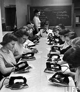 Image result for Home Ec Class