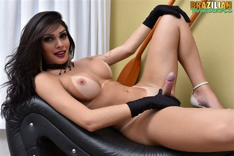 Stunning Grazi Returns To Brazilian Transsexuals Grooby