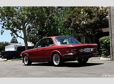 1974 BMW 30CS Gets Lowering Springs autoevolution
