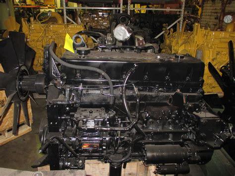 Used Cummins Diesel Engines