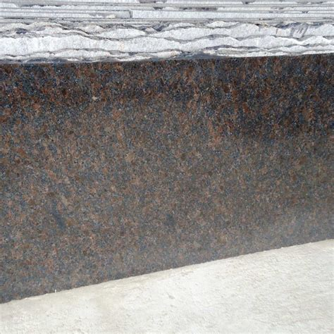 Coffee brown granite is recommended for interior uses in both residential and commercial properties including floors, countertops. Coffee Brown Granite from a certified granite supplier from India