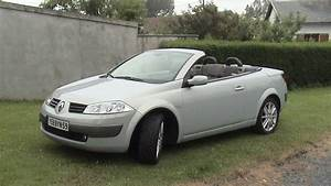 Megane 2 Cc Occasion : megane cc occasion voiture occasion renault m gane cc de 2008 46 000 km renault megane ii cc ~ Medecine-chirurgie-esthetiques.com Avis de Voitures