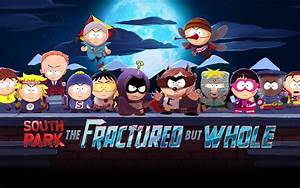 Free South Park The Fractured But Whole Wallpaper In 1440x900