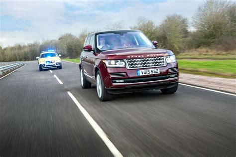Jaguar Land Rover And Ford Are Testing Connected Cars In