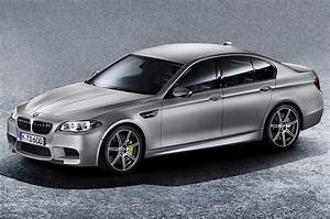 2014 BMW M5 30th Anniversary (F10) specifications, photo