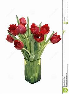 Tulpen In Vase : rote tulpen in einem vase stockbild bild von gl ckwunsch 13739709 ~ Orissabook.com Haus und Dekorationen