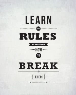 Breaking The Rules Movie Quotes