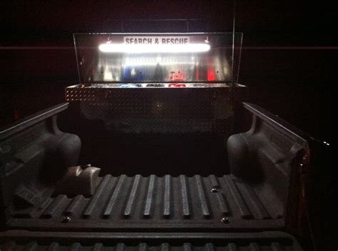 tool box lights post your truck with all your lights on ranger forums