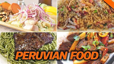 peruvian cuisine best peruvian food in l a fung bros food