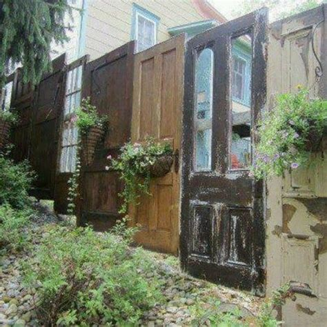 cool fence ideas nine ingenious recycled fence ideas the owner builder network