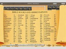 Bible Books! Education Bible Books Bible Book