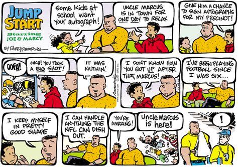 Jump Start Funny Daily Comics