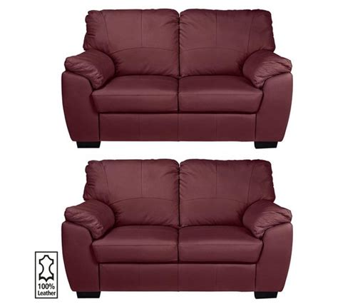 Settees Argos by Argos Leather Sofa Brokeasshome