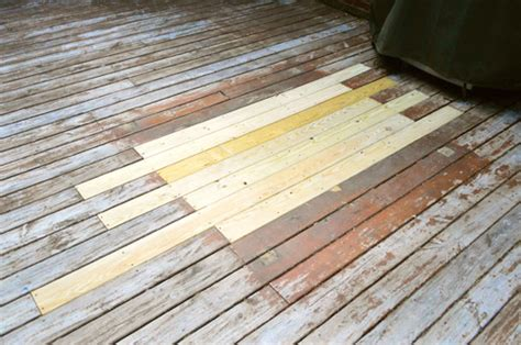 Restaining Deck With Solid Stain by How To Patch Or Repair A In Your Deck House