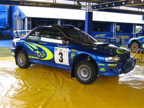 Subaru Rally History Auto Cars