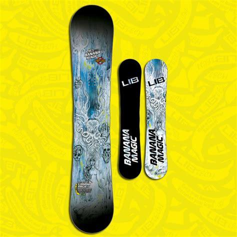 banana magic libtech snowboards